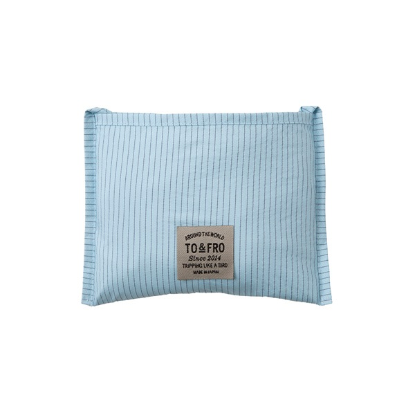TO&FRO RAIN BAG LIGHT BLUE