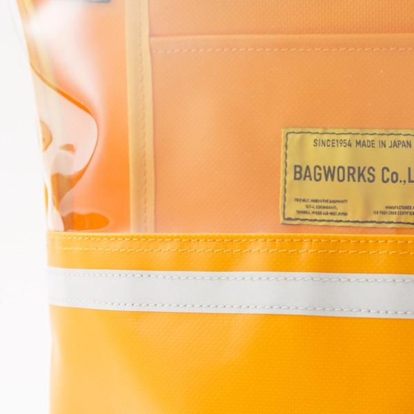 BAGWORKS RESCUEMAN SD オレンジイエロー