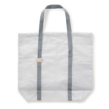 蚊帳ビニールのバッグ