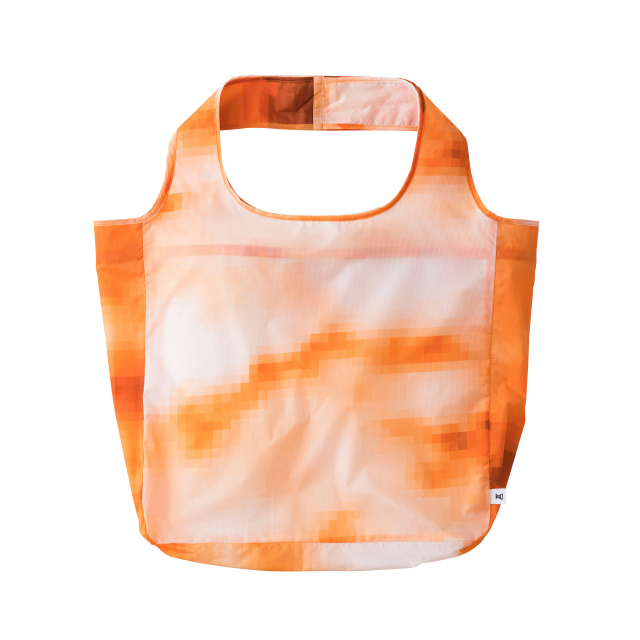 TO&FRO PIXEL SKY PACKABLE TOTE