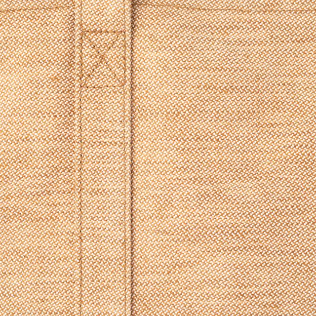 先染帆布で作った動く仕切りのトートバッグ