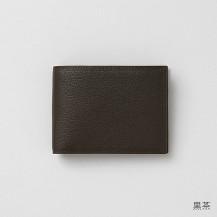 山羊革の二つ折り財布【お手頃価格】
