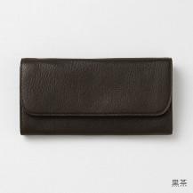 山羊革の長財布