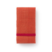 楊枝入れ 手織り麻