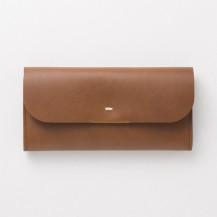 牛革の長財布