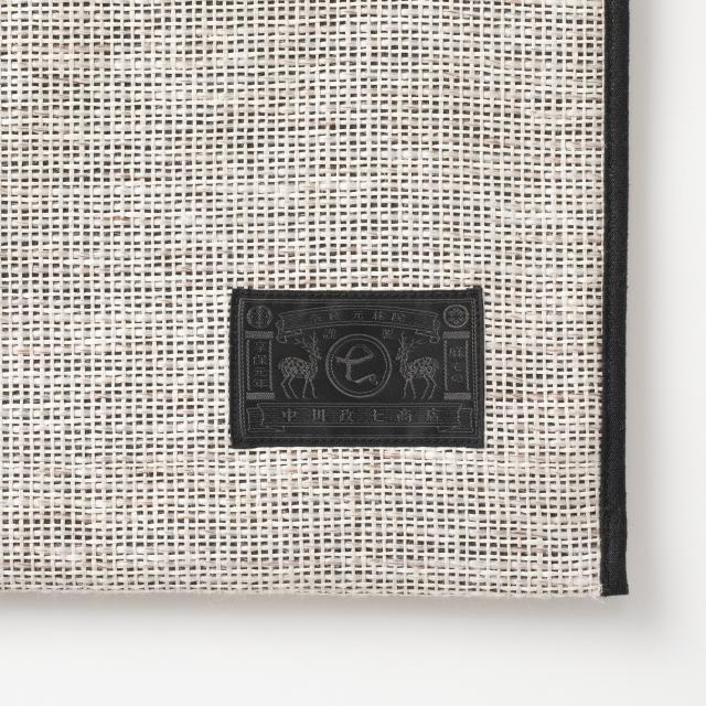 京都の壁紙屋さんと作ったフラットポーチ大