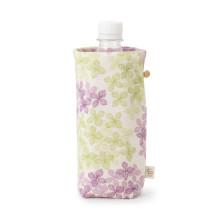 ペットボトルカバー 紫陽花