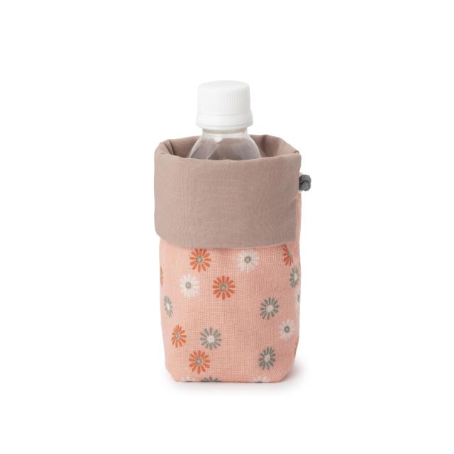 ペットボトルカバー 小紋 菊苺