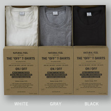 "THE ""OFF"" T-SHIRTS"