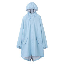 【WEB限定】TO&FRO RAINCOAT LIGHT BLUE  sizeL