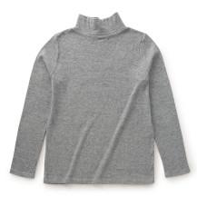 リプロコットンハイネックTシャツ