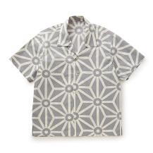 開襟シャツ 和柄 メンズ【お手頃価格】