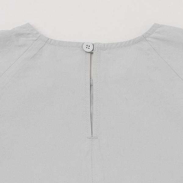 ラグラン袖のプルオーバーシャツ【お手頃価格】