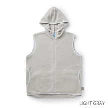 TO&FRO HOODED VEST