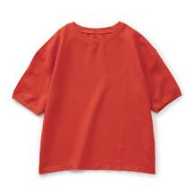 麻布Tシャツ