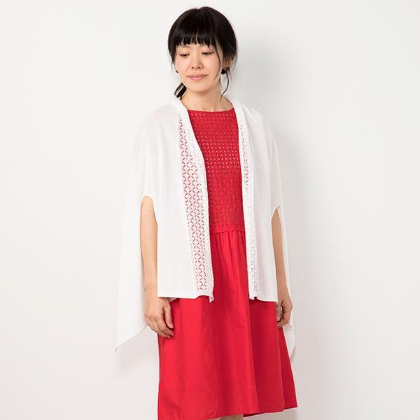 mino×遊 中川 レース編み