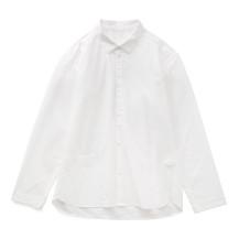 茶論シャツ レギュラーカラー
