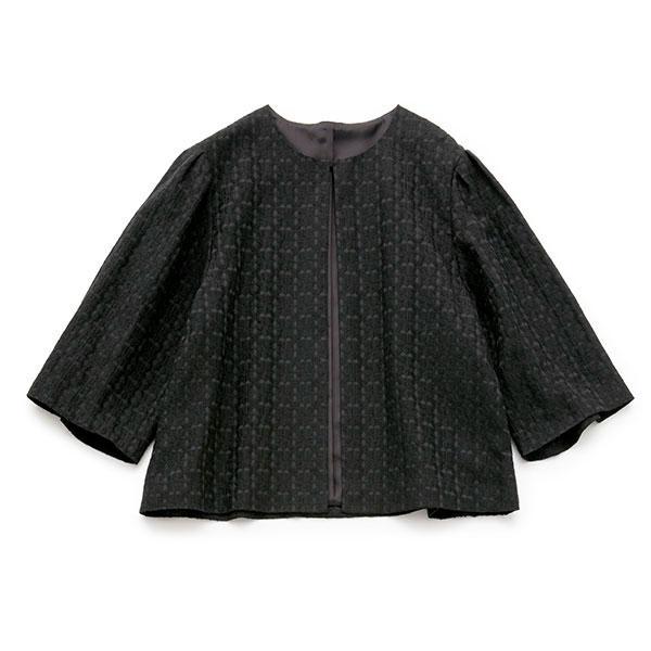 ジャケット 四葉紋