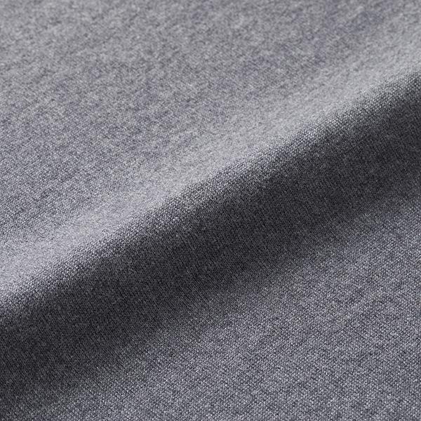 白鹿の刺繍カーディガン メンズ
