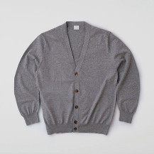 THE Cardigan(L / GRAY)