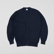 THE Cardigan(L / NAVY)