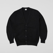 THE Cardigan(L / BLACK)