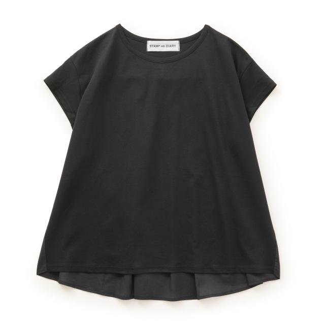 中川政七商店別注 STAMP AND DIARY バックタックTシャツ