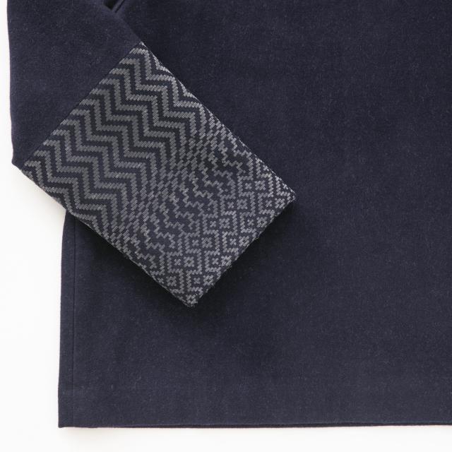 プルオーバー テープ編織