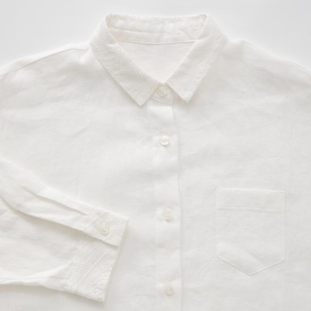 シャツ hakuou