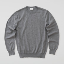 THE SWEATER Crew neck