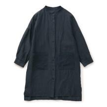 麻と和紙のシャツコート【夏セール2020】