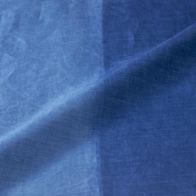 本藍染チュニック