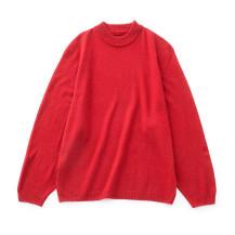 ウールカシミヤのセーター