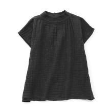 かや織×富山の刺繍 プルオーバー