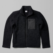 THE WOOL FLEECE JACKET