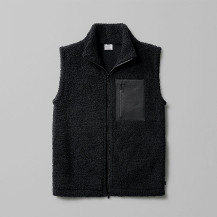 THE WOOL FLEECE VEST