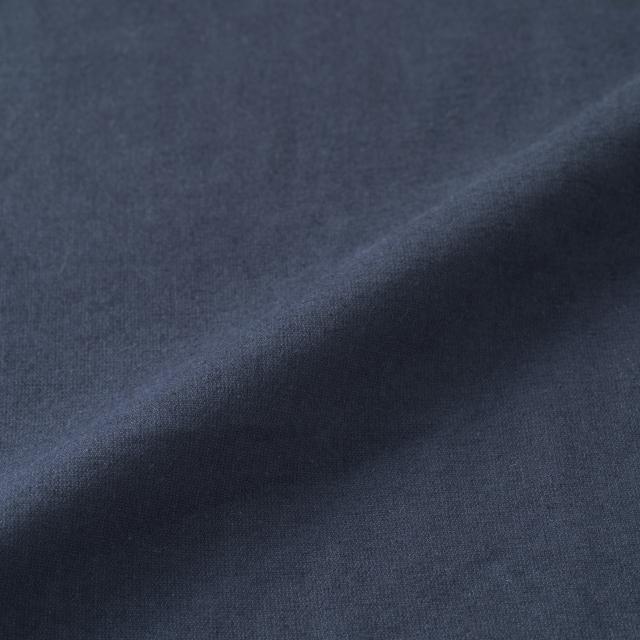 綿起毛のキュロットスカート