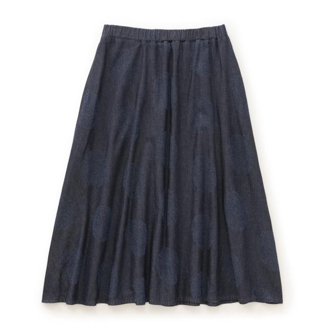 スカート 水鏡