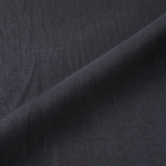 手織り麻を使った重ねのパンツ
