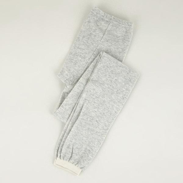冷えとり絹綿スパッツ