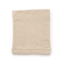 絹綿のネックウォーマー