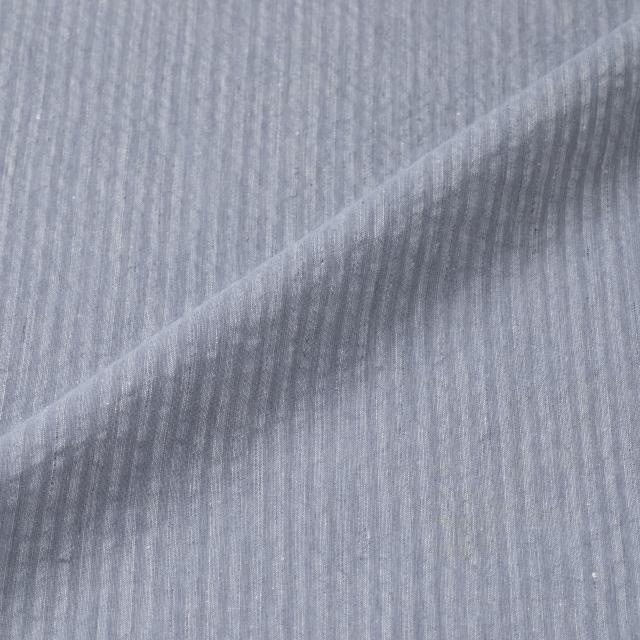 追撚綿とリネンのトップ糸染ストール