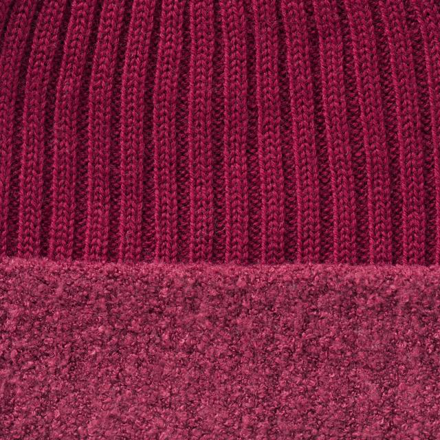 表ウール裏綿のニット帽
