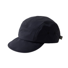 TO&FRO PACKABLE CAP BLACK F