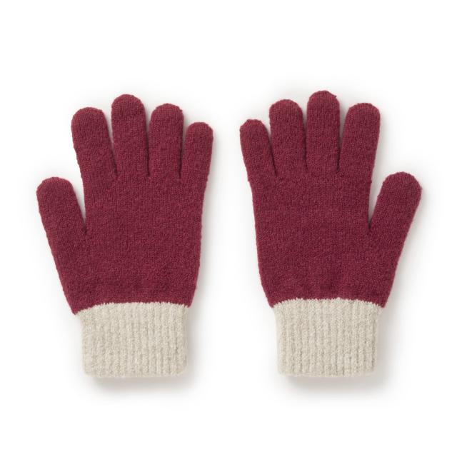 5本指のあったか手袋