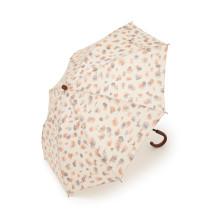 折畳み日傘 大和絣七小紋