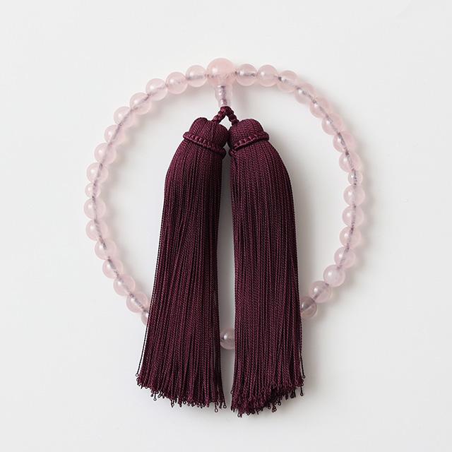 女性用 紅石英/房 紫紺