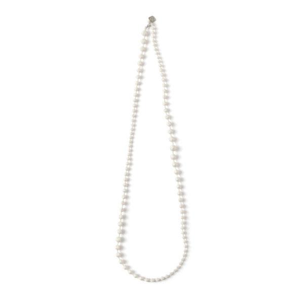 000(トリプル・オゥ) ネックレス スフィア C 80cm