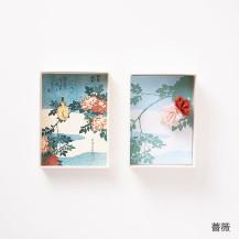 葛飾北斎/薔薇