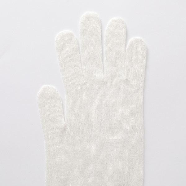 米ぬかしっとり長手袋